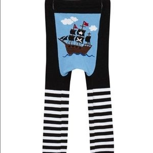 Pirate 🏴☠️ Doodle Pants. NWT. Size 12-18months